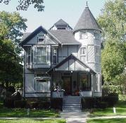 Queen Anne architecture house